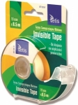 Taśma matowa Invisible Tape BT100-B tetis, 19 mm x 8,5 m