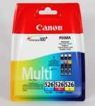 Canon Tusz CLI-526 CMY 3pack