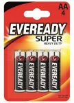 Baterie Eveready Super Heavy Duty